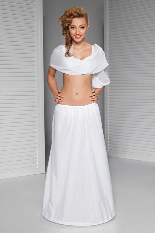 Spodnice Pod Svatebni Saty Jednokruhova Svatebni Doplnky Bolerka